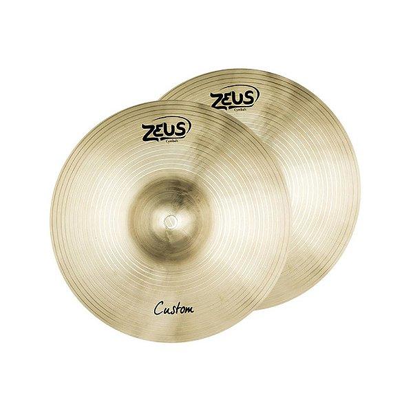 Prato Ataque Zeus Custom Hi Hat ZCHH 13