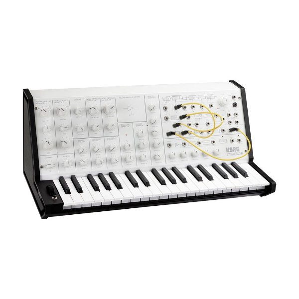 Teclado Sintetizador Korg MS 20 MINI WM