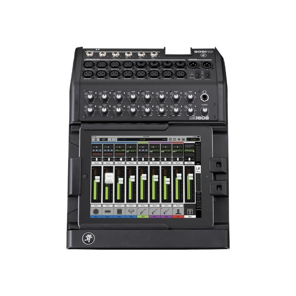 Mesa Digital Mackie 16 canais iPad® DL1608