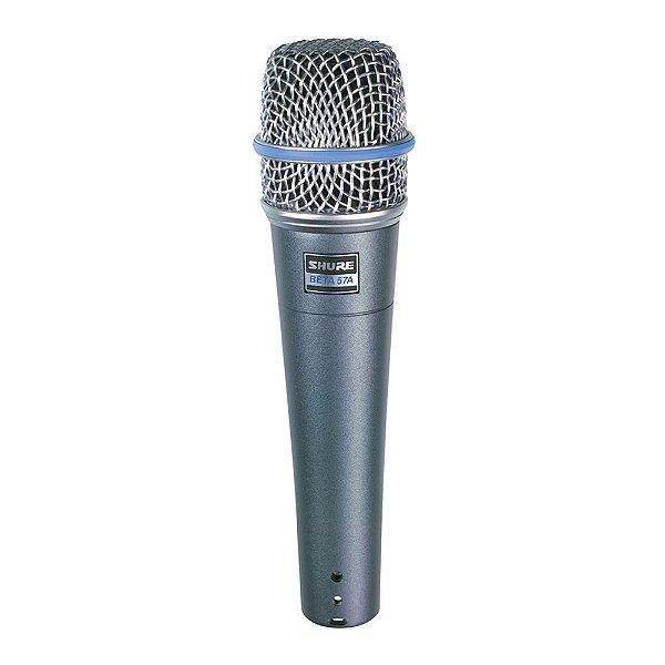 Microfone Mão Shure Beta 57 A