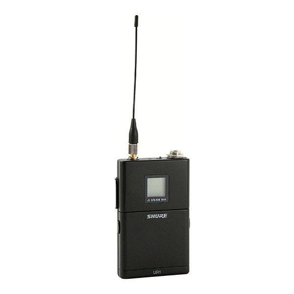 Transmissor Bodypack Shure UR1 - L3