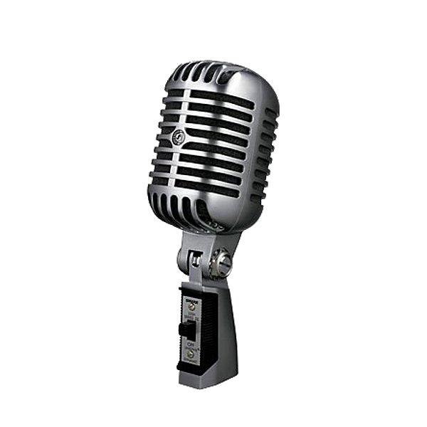 Microfone Mão Shure 55 SH Series II
