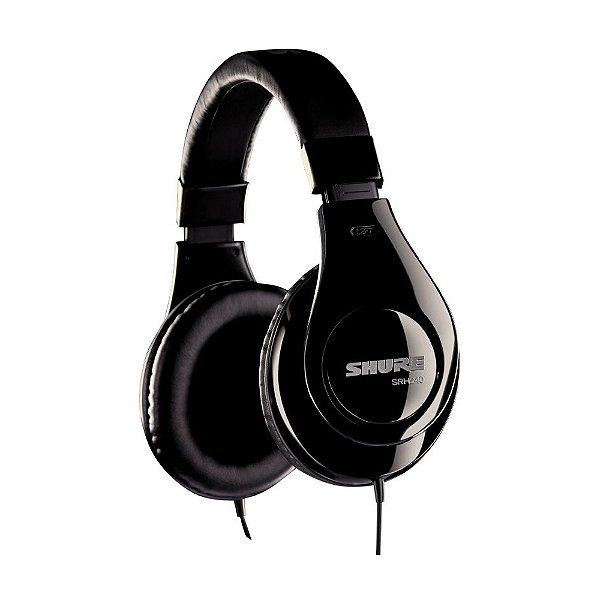 Fone Over-Ear Shure SRH 240