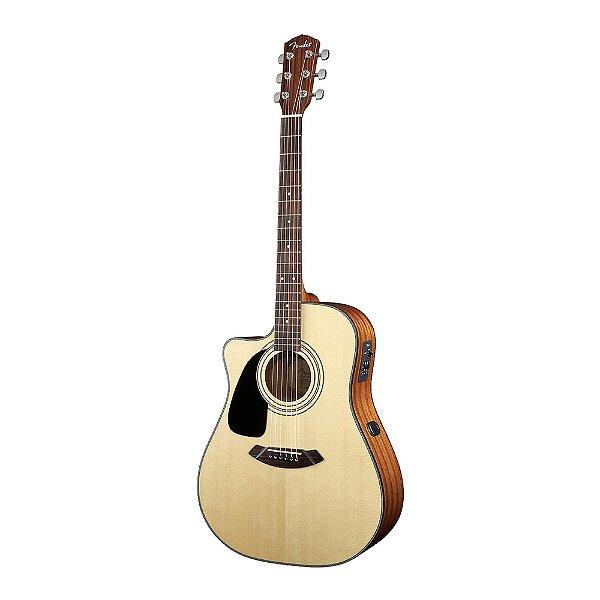 Violão Clássico Canhoto Fender CD 100 CE LH