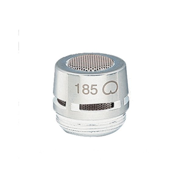 Cápsula Microfone Shure MX R 185 W