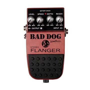 Pedal Guitarra Bad Dog by Washburn Flanger BDFP