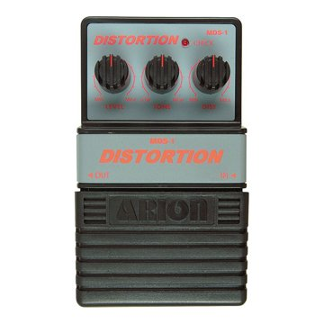 Pedal Guitarra Arion Heavey Distortion MDS 1