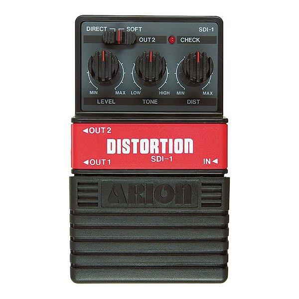 Pedal Guitarra Arion Stereo Distortion SDI 1