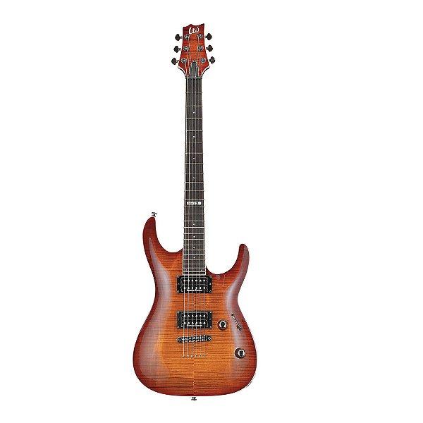 Guitarra Original LTD by ESP H 401 FM ACSB