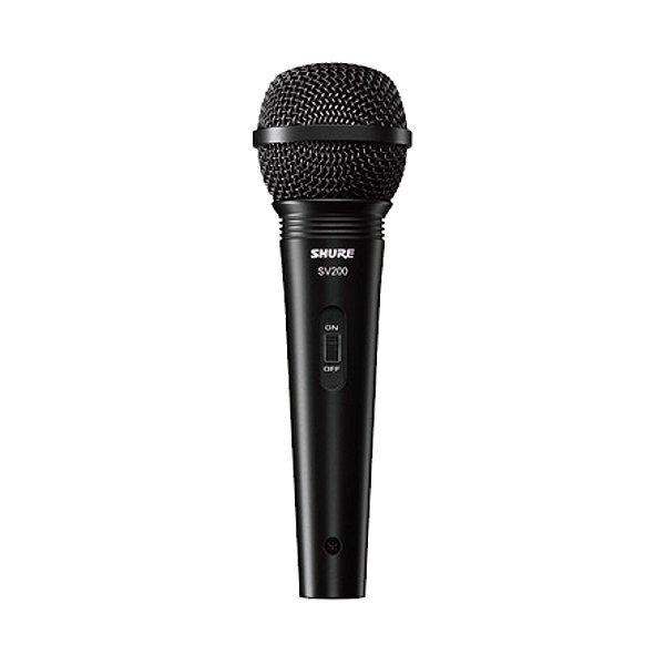 Microfone Mão Shure SV 200