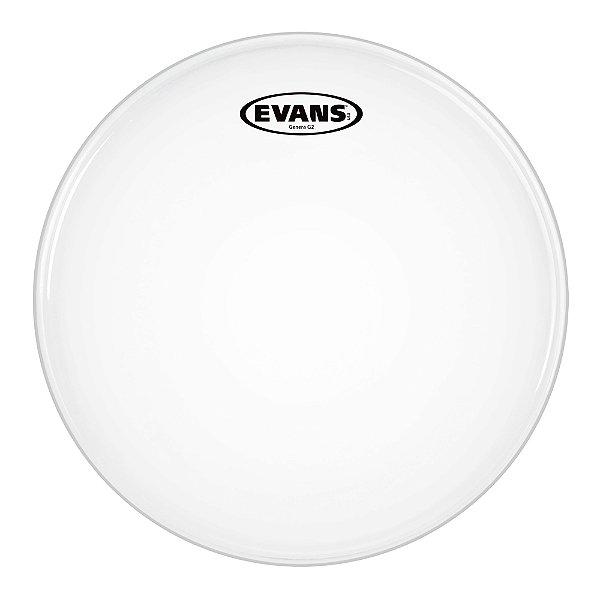 """Pele Porosa Caixa 14"""" Evans Genera G2"""