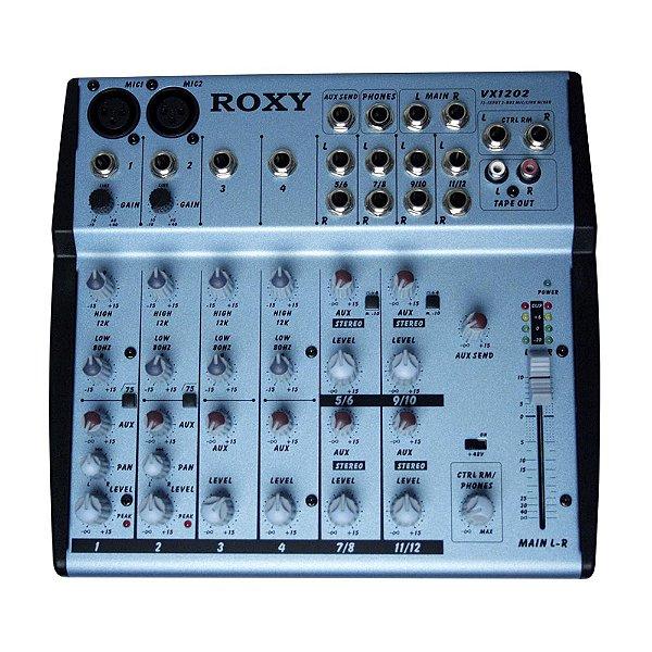 Mesa Analógica Roxy VX 1202
