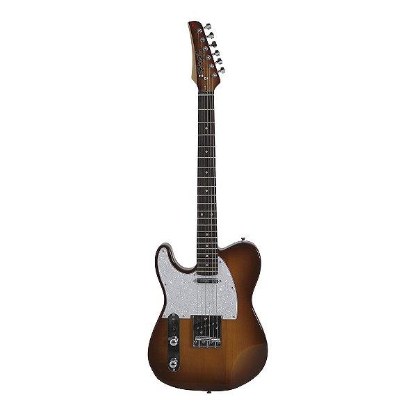 Guitarra Tele Canhoto Seizi Television