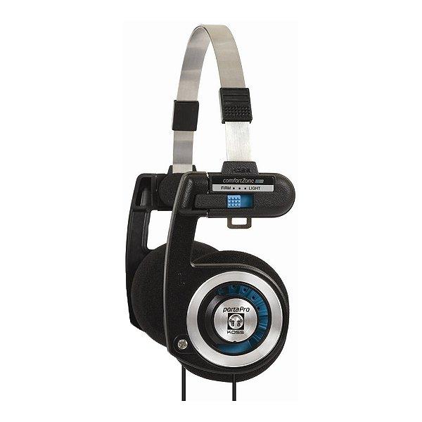 Fone On-Ear Koss Porta Pro KTC