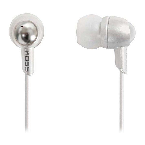 Fone In-Ear Koss KEB 30 IW