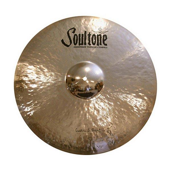 "Prato Efeito 12"" Soultone Custom Brilliant Series SCBS 12"