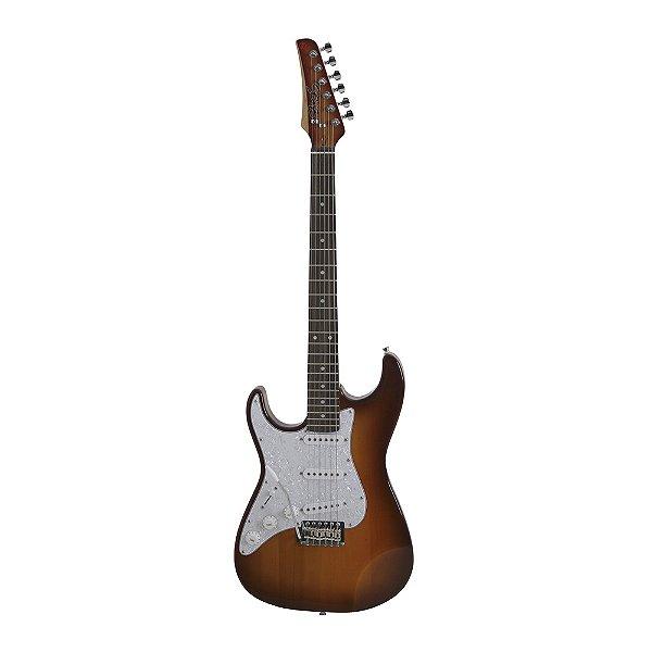 Guitarra Strato Canhoto Seizi Vision
