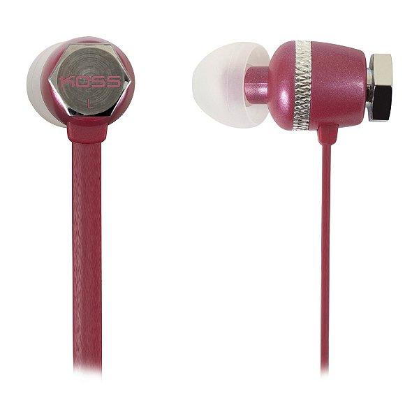 Fone In-Ear Koss RUK 30 R
