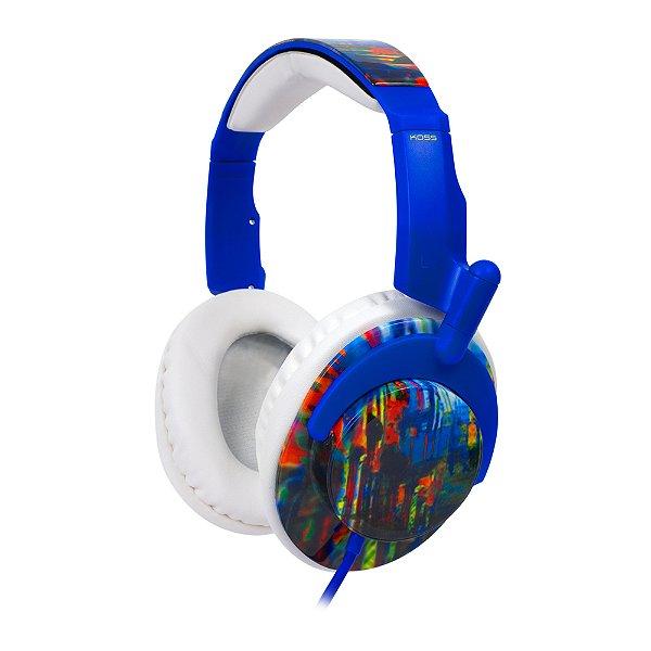 Fone Over-Ear Koss RUK 50 B