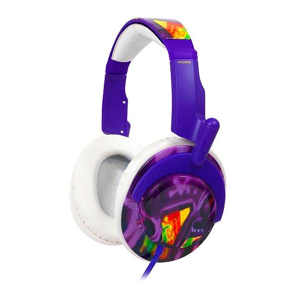 Fone Over Ear Koss RUK 50 P