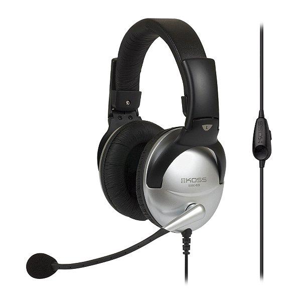 Fone Over-Ear Headset Koss SB 49
