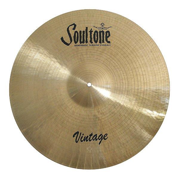 """Prato Condução 22"""" Soultone Vintage Series SVR 22"""