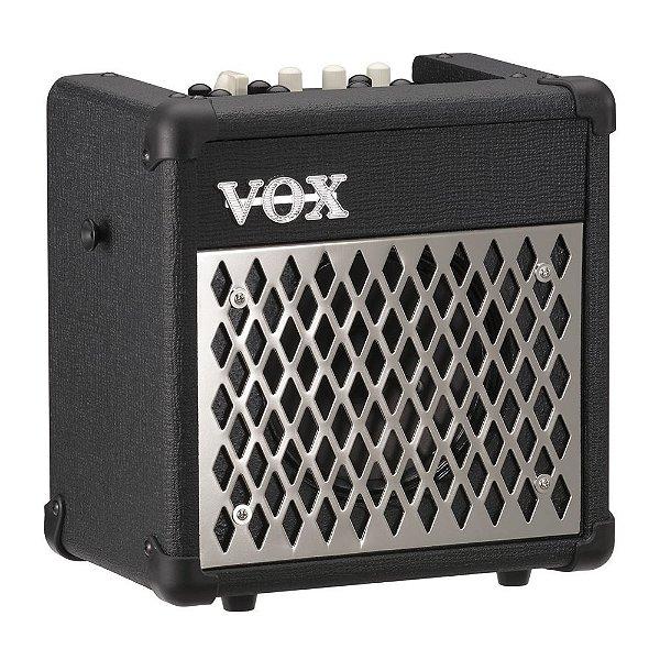 Combo Guitarra Vox Mini 5 Rhythm Black
