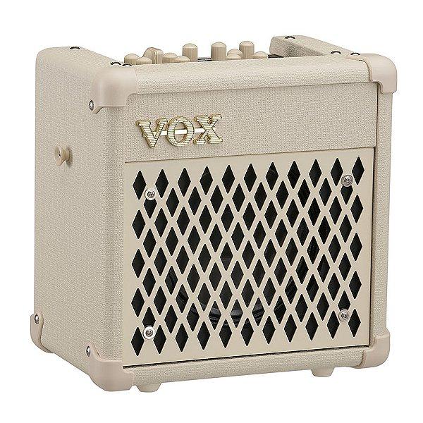 Combo Guitarra Vox Mini 5 Rhythm DI Double Ivory