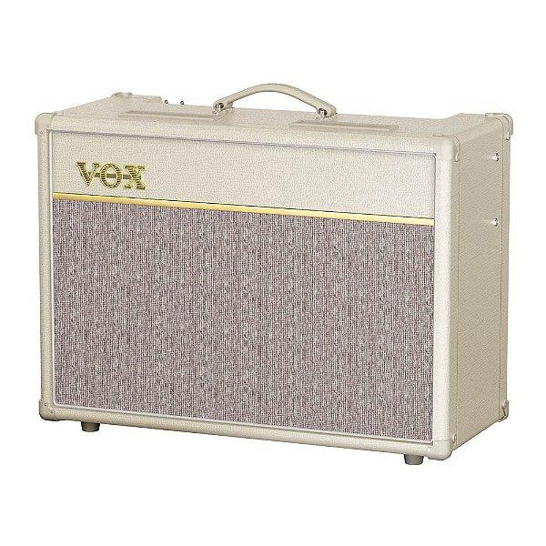 Combo Guitarra Vox AC 15 C 1 CM LTD Edition Cream