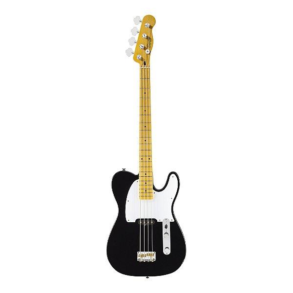 Contrabaixo 4C Passivo Squier Vintage Modified Bass BLK