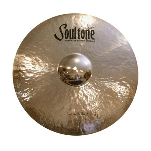 "Prato Ataque 19"" Soultone SCBC 19 Custom Brilliant Series"