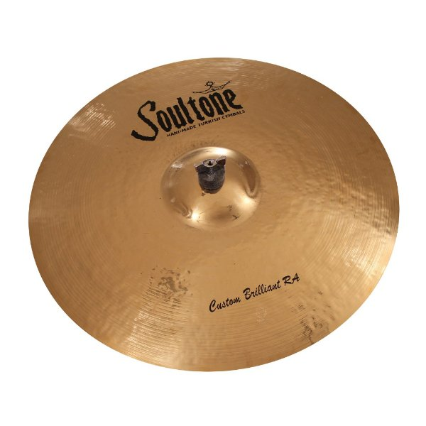 "Prato Efeito 16"" Soultone Custom Brilliant RA Series SCBCH 16"