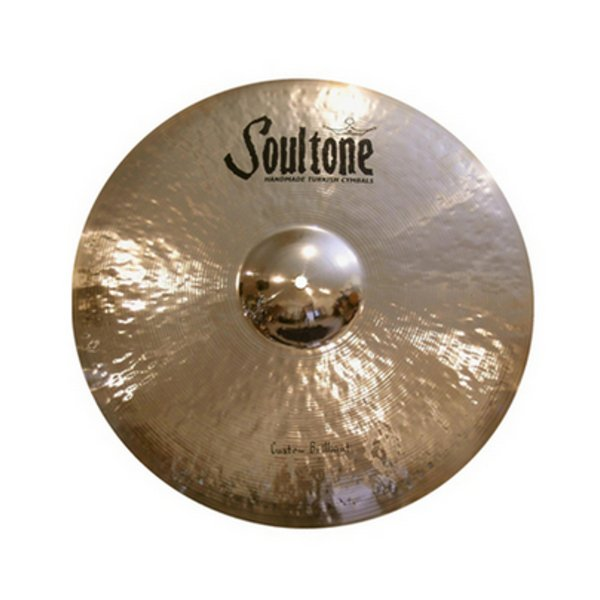 "Prato Chimbau 12"" Soultone Custom Brilliant Series SCBH 12"