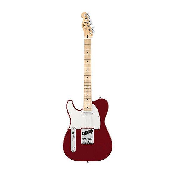 Guitarra Tele Canhoto Fender Standard LH CAR