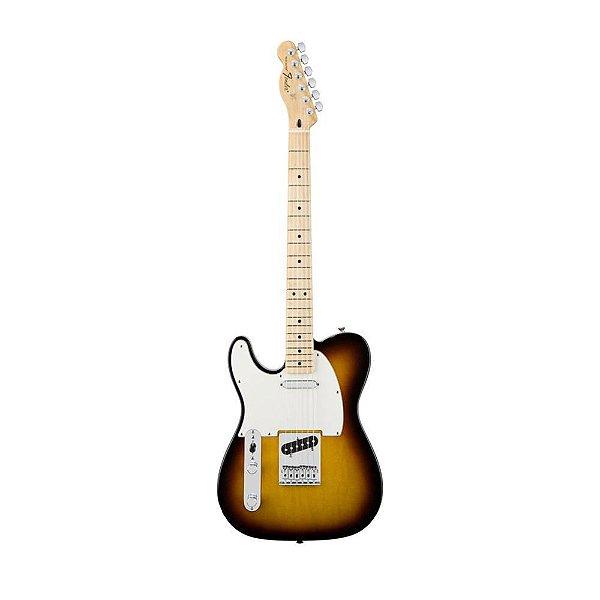Guitarra Tele Canhoto Fender Standard LH SB