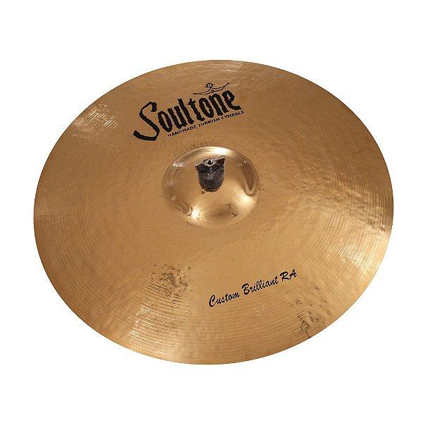 "Prato Efeito 14"" Soultone Custom Brilliant RA Series SCBH 14 RA"