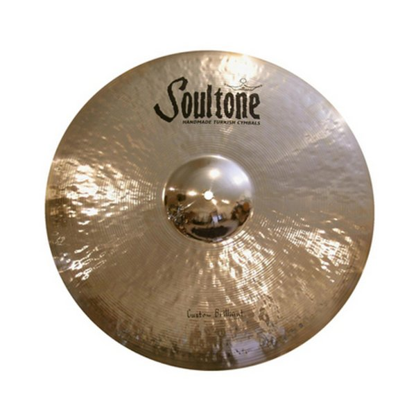 "Prato Efeito 6"" Soultone Custom Brilliant Series SCBS 6"