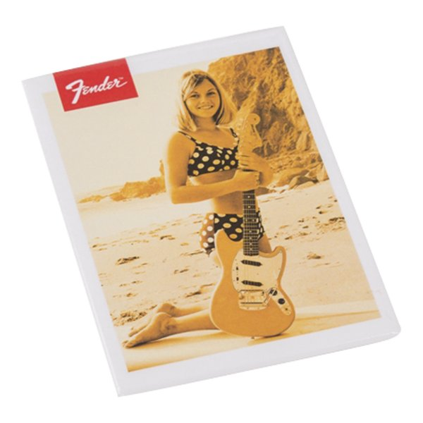 Imã Fender Bikini Girl