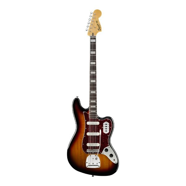 Contrabaixo 6C Passivo Squier Vintage Modified Bass VI SB