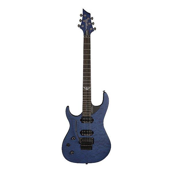Guitarra Original Canhoto Washburn PXM 10 FRQTBLM
