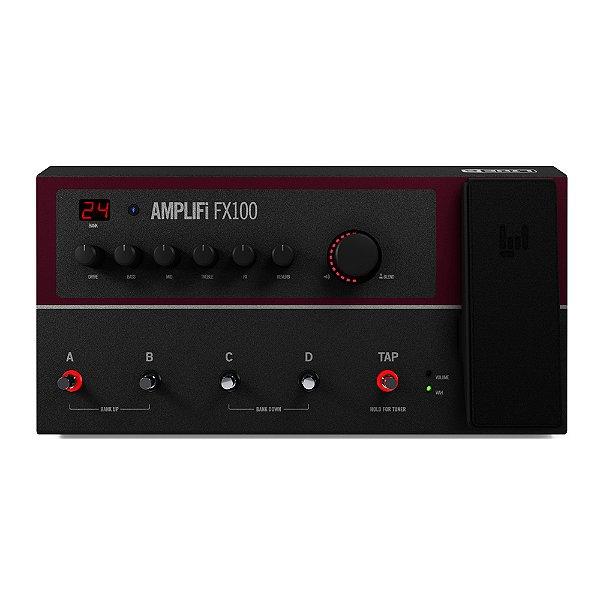 Pedaleira Guitarra Line 6 Amplifi Fx 100