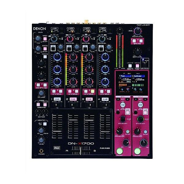 Mixer DJ Denon DNX 1700
