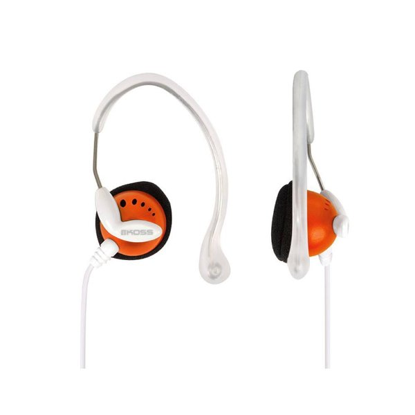 Fone On-Ear Koss Clipper Orange