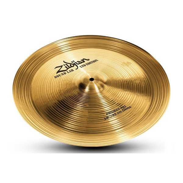 "Prato 18"" Efeito Zildjian Project 391 Ltd Edition SL 18 CH"