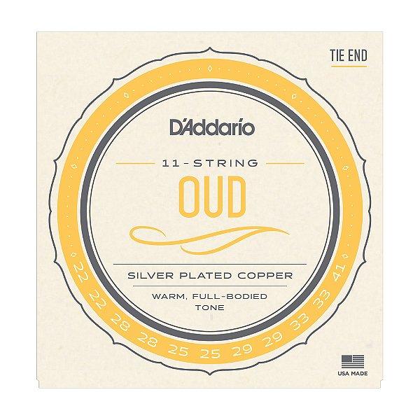 Encordoamento Oud D'Addario 0,22 J 95