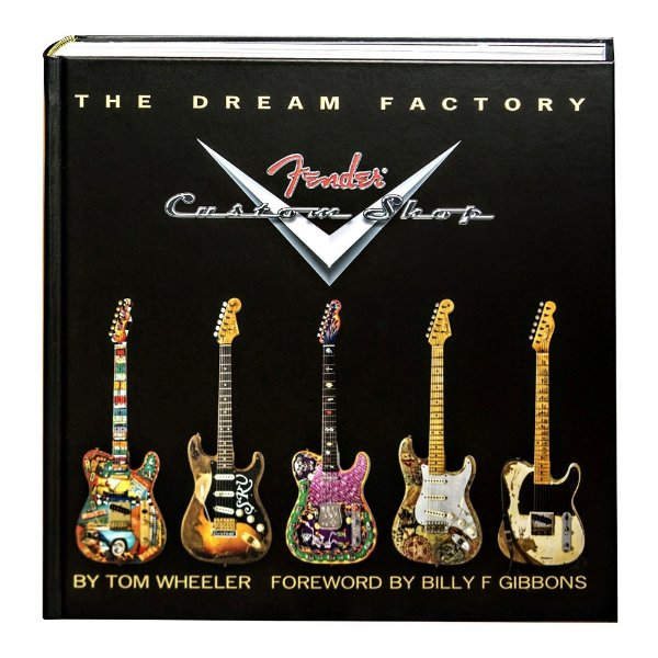Book Fender The Dream Factory Ltd Edition