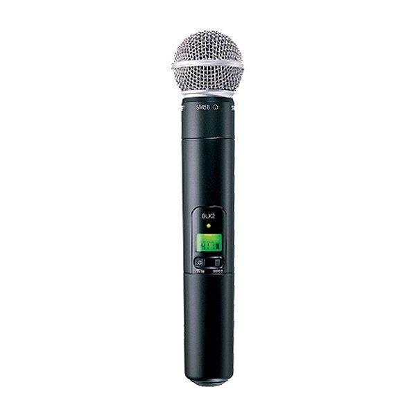 Microfone sem fio Mão Shure SLX 2 SM 58