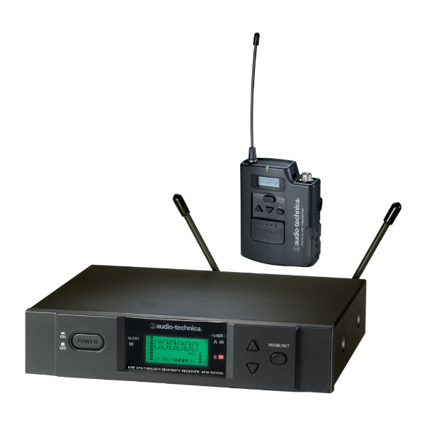 Sistema sem fio Instrumento Audio-Technica ATW 3110
