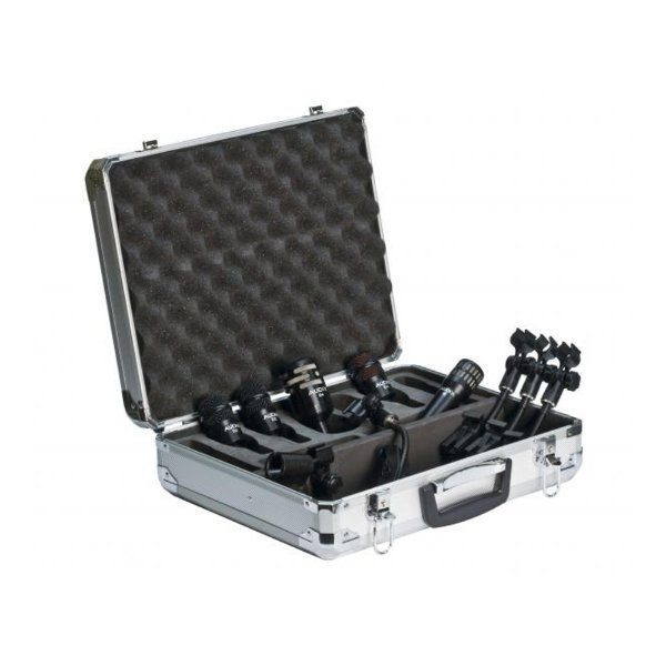 Kit Microfone percurssão Audix DP 5 A