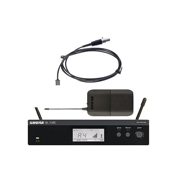 Sistema sem fio Lapela Shure BLX 14 R WL 93 - M15